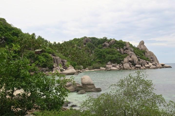 Freedom beach Koh Tao Thailande blog voyage 2016 36