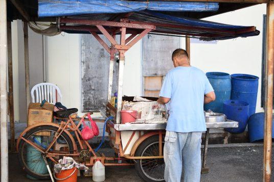 Marché Mersing Cherating Malaisie blog voyage 2016 3