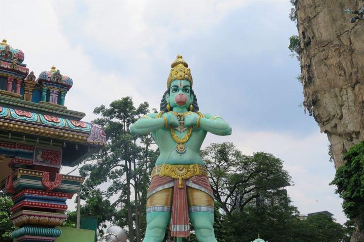 Batu Cave Kuala Lumpur Malaisie blog voyage 2016 28
