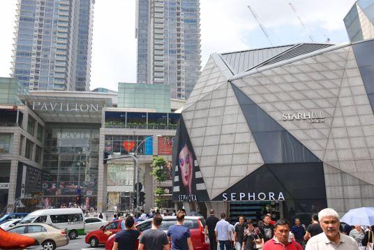 Centre commerciaux Kuala Lumpur Malaisie blog voyage 2016 29