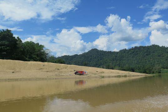 Pirogue Trek Taman Negara Malaisie blog voyage 2016 2
