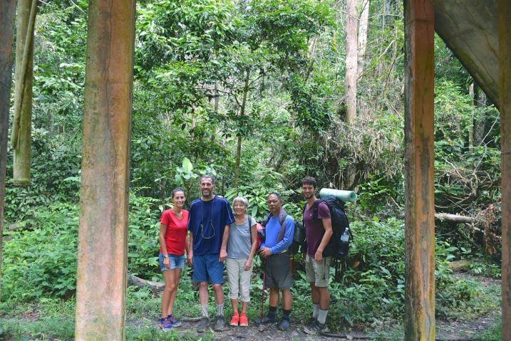 Team Trek Taman Negara Malaisie blog voyage 2016 28