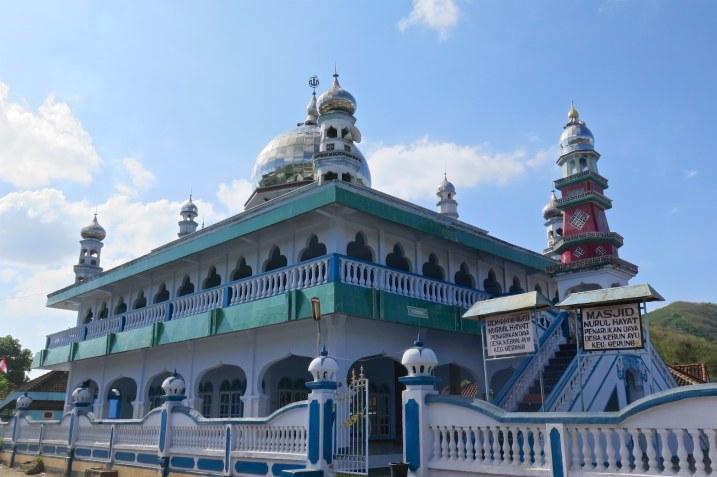 Mosquée senggigi-lombok-indonesie-blog-voyage-2016-34