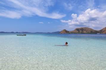 Encore une escale paradisiaque sur Pulau Kelor