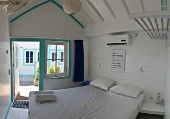 Chambre-cabine à Flores