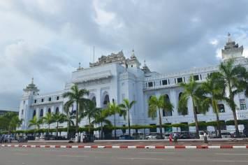 City hall Yangon-Myanmar-Birmanie-blog-voyage-2016 12