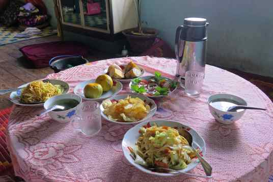 Dejeuner Trek-Kalaw-Inle-Myanmar-blog-voyage-2016 44