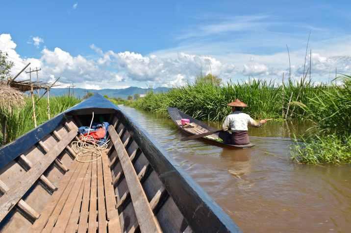 Pirogue Lac-Inle-Myanmar-blog-voyage-2016 1