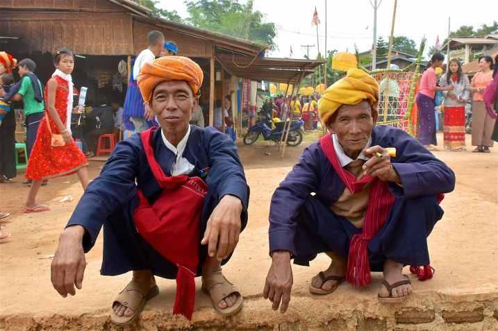 Hommes Pa-Oh Lac-Inle-Myanmar-blog-voyage-2016 49