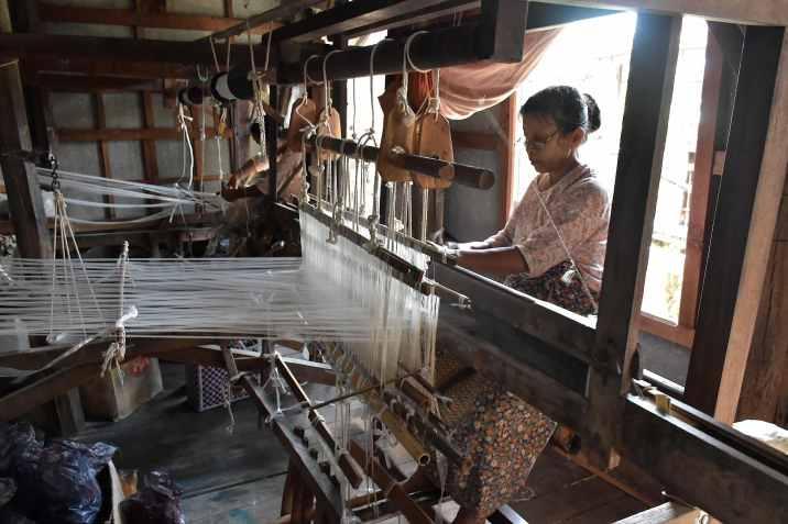 Machine à tisser Lac-Inle-Myanmar-blog-voyage-2016 75