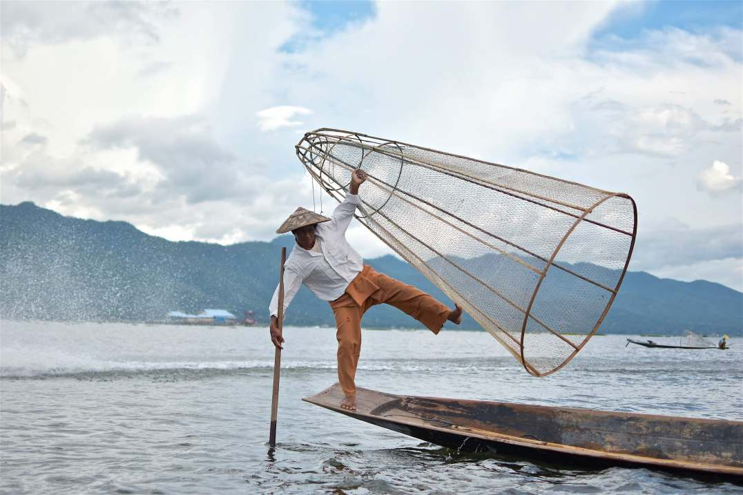 Pecheur nasse Lac-Inle-Myanmar-blog-voyage-2016 8