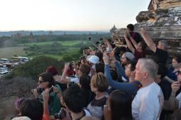 Pagode Shwe San Daw Decouverte-Bagan-Myanmar-Birmanie-blog-voyage-2016 34