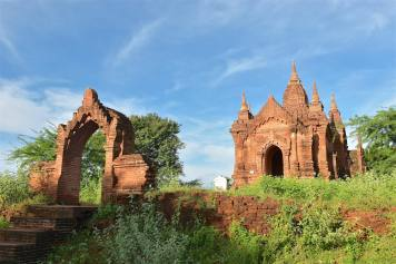 Temple matin Decouverte-Bagan-Myanmar-Birmanie-blog-voyage-2016 43