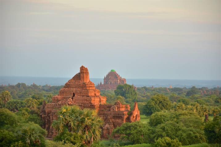 Lever de soleil Decouverte-Bagan-Myanmar-Birmanie-blog-voyage-2016 62