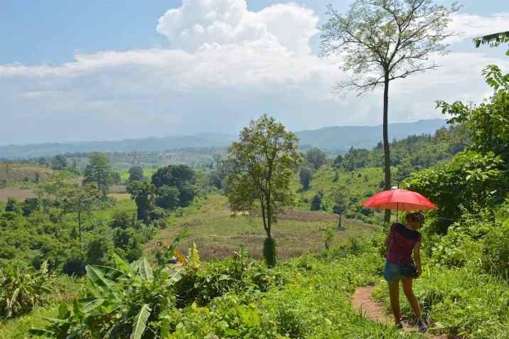Parapluie Hsipaw Myanmar blog voyage 2016 40