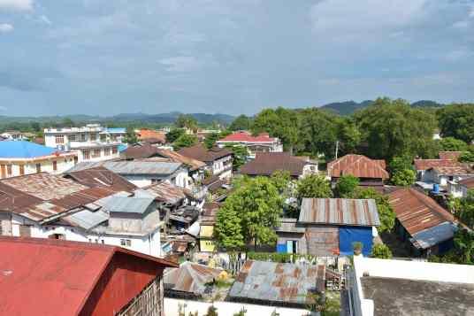 Chambre hotel Hsipaw Myanmar blog voyage 2016 55