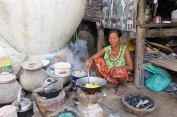 Cuisinière Mandalay-Sagaing-Mingun-Myanmar-Birmanie-blog-voyage-2016 10