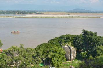 Elephant Mingun Mandalay-Sagaing-Mingun-Myanmar-Birmanie-blog-voyage-2016 22