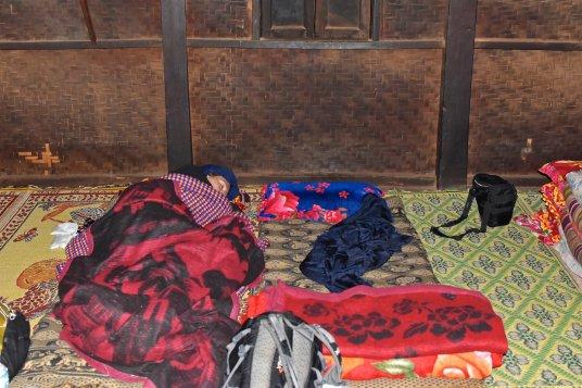 Nuit trek habitant Bilan-Myanmar-Birmanie-blog-voyage-2016 2