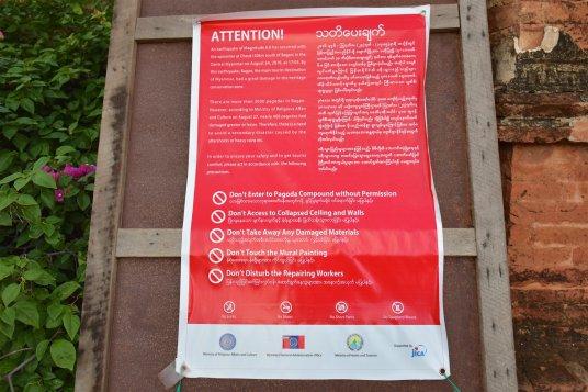Tremblement de terre Bagan Bilan-Myanmar-Birmanie-blog-voyage-2016 22