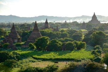 Coucher soleil temple Bagan Bilan-Myanmar-Birmanie-blog-voyage-2016 33