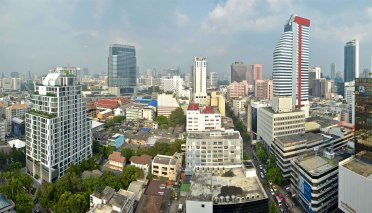 Vue chambre Amara Bangkok-fin-voyage-blog-voyage-2016 3