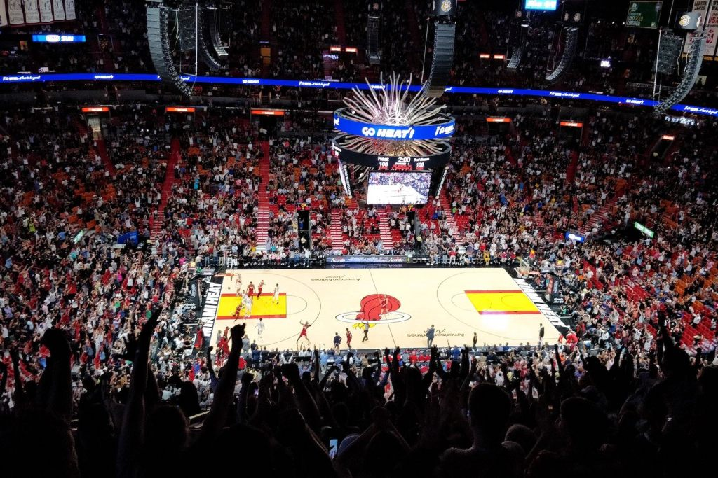 Miami Heat Un an Floride blog voyage 2019 20
