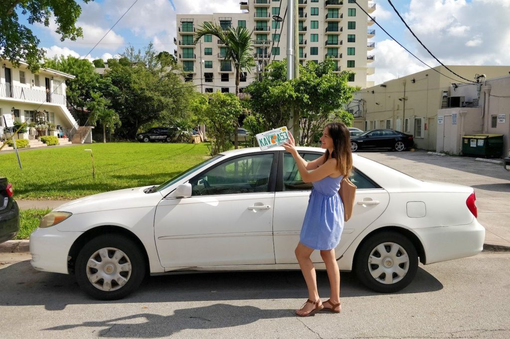 Voiture Un an Floride blog voyage 2019 9