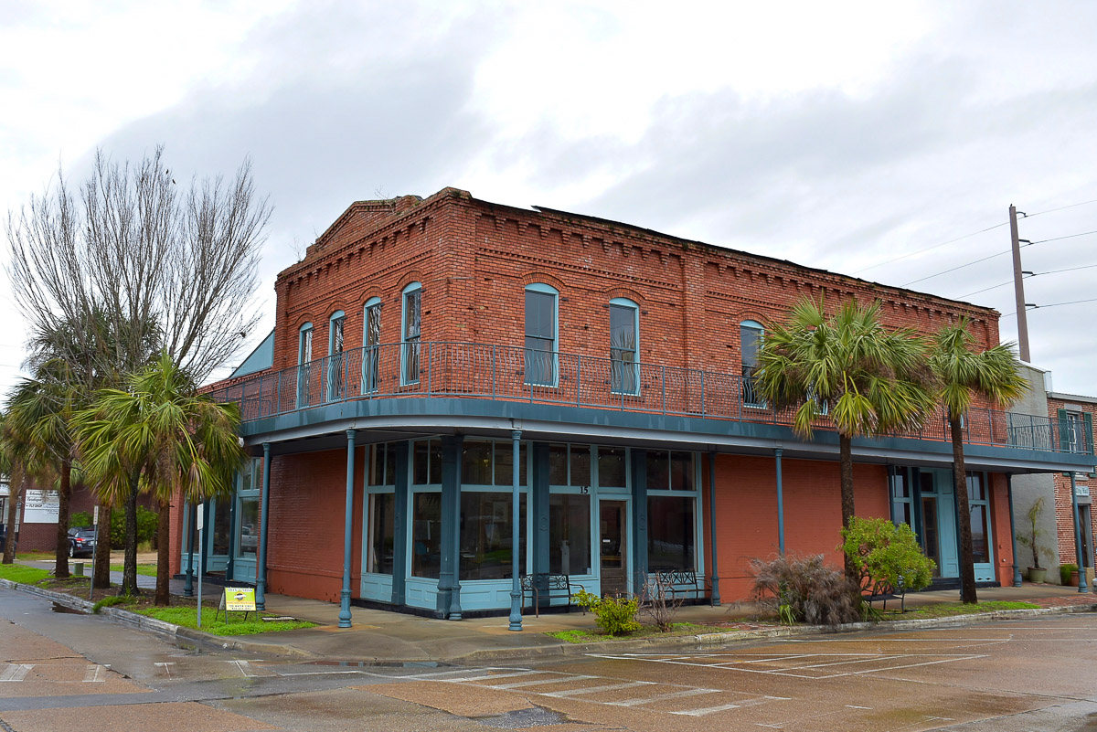 Apalachicola road trip nord Floride blog voyage USA Floride 2019-5