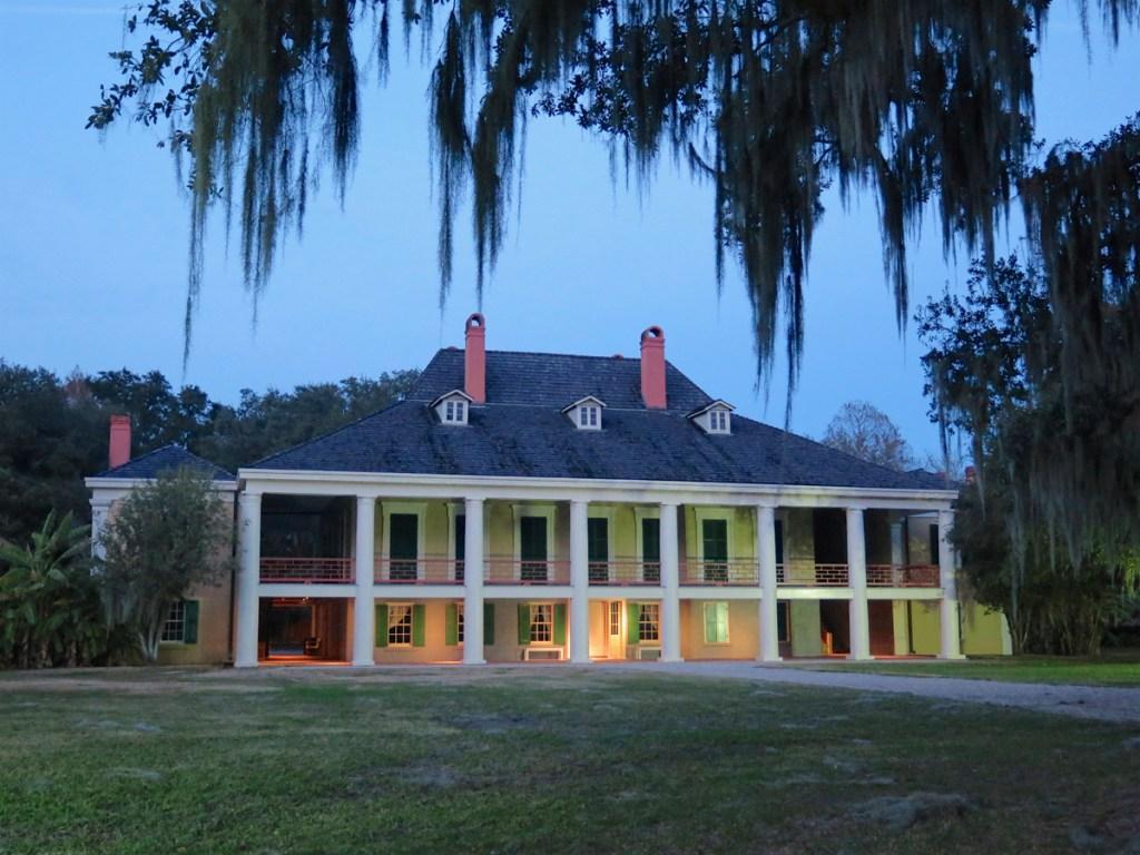 Une journée le long du Mississippi - Destrehan Plantation Elise on the way blog voyage US Louisiana-13