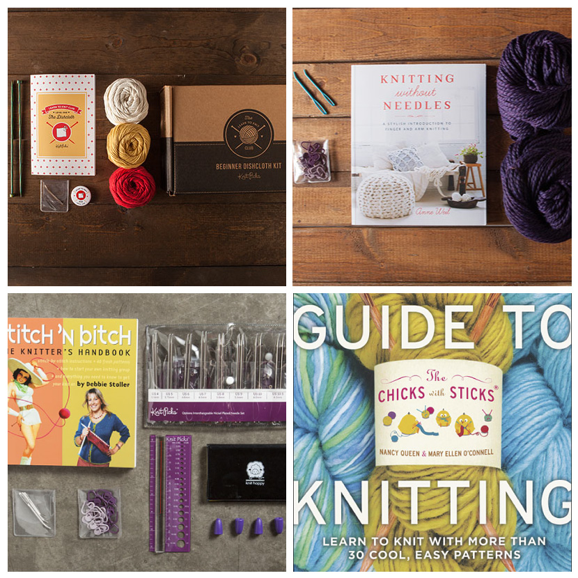 Holiday Gift Guide 2015 | Newbie Knitter Gifts - KnitPicks Gifts