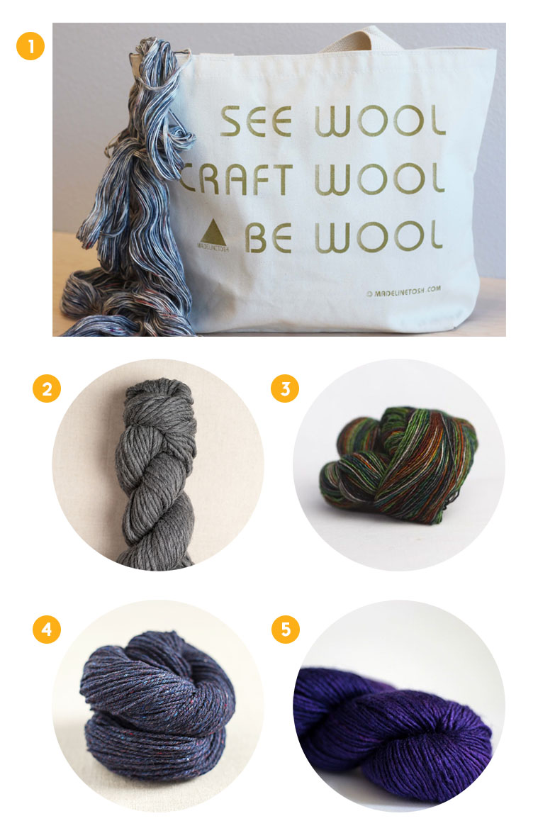 Holiday Gift Guide 2015 | 4 Fiber Fanatic Gifts - Inspiration