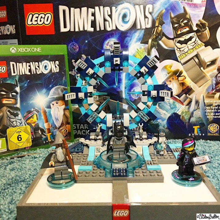 Lego Dimensions for Xbox One - Around Here…November 2015 at www.elistonbutton.com - Eliston Button - That Crafty Kid