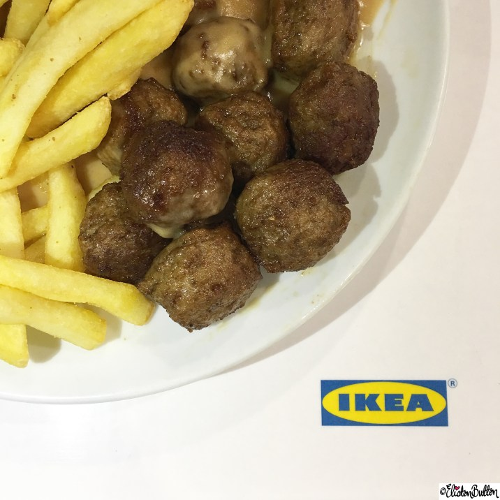 Day 02 - What I Did Today - Ikea Meatballs - Photo-a-Day - January 2016 at www.elistonbutton.com - Eliston Button - That Crafty Kid – Art, Design, Craft and Adventure.
