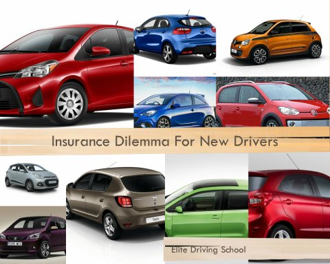 Insurance Dilemma For New Drivers
