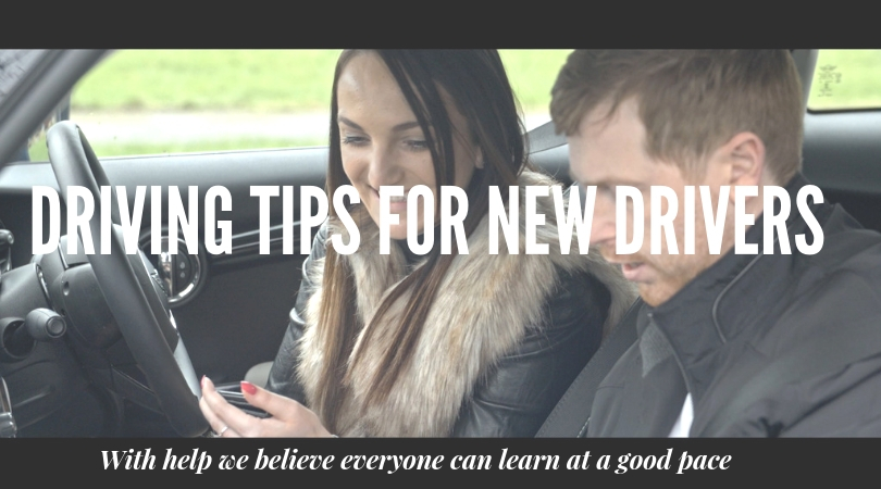 driving tips for new drivers
