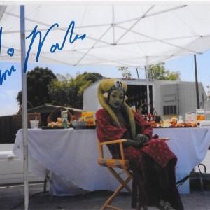 Femi Taylor Signed Oola 10x8