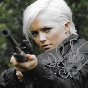 Hannah Spearritt Signed 10x8