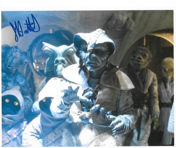 Elom, Gamorrean Guard, Graham Hattrick, Star Wars