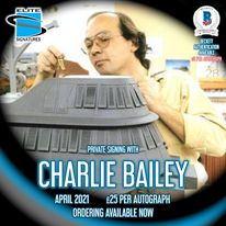 Charlie Bailey Private Signing