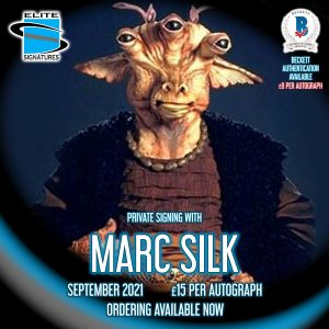 Marc Sik Private Signing