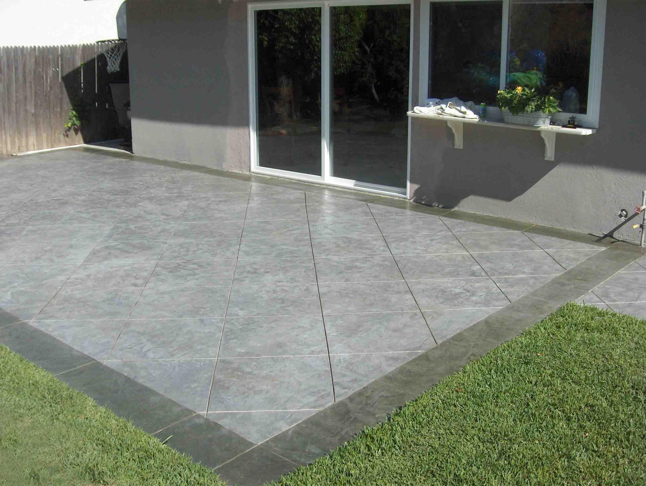 http www eliteconcreterestoration com blog how to install a concrete patio