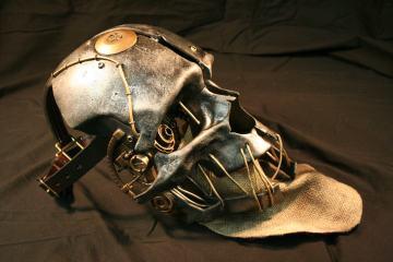 Corvo dishonored mask