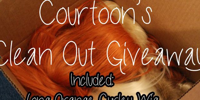Courtoon Wig Giveaway