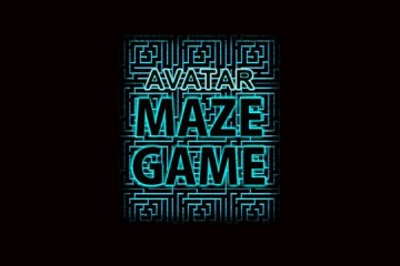 Avatar Maze Game