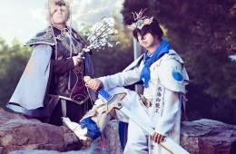 Dragon Kings Cosplay