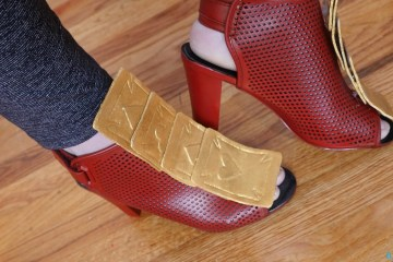 Cosplay Shoe Painting Tutorial