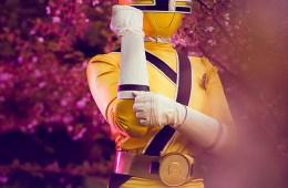 Yellow Ranger Cosplay