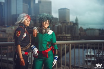 My Hero Academia Cosplay