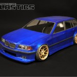 Aplastics Bmw E36 Touring Body Clear E36t Elite Drift Shop